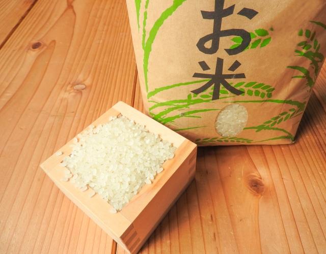 お米の原価