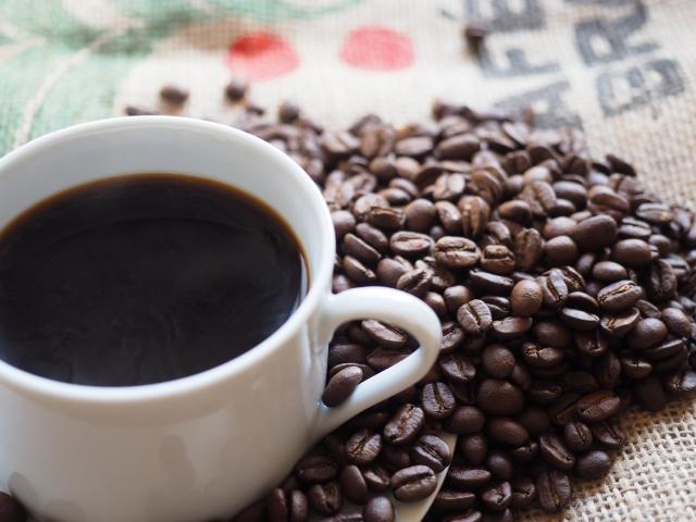 コーヒーの原価
