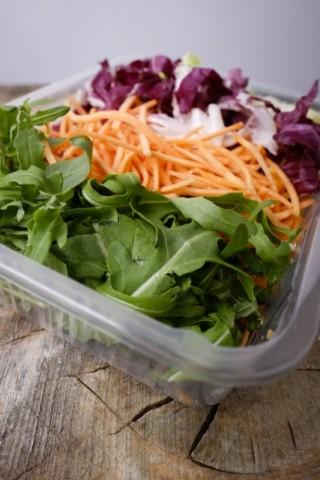 カット野菜は加工品